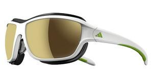 Adidas A393 6052 SPACE lens + LST bright (antifog)white met/lime