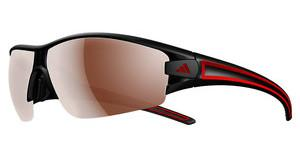 Adidas A403 6062 LST polarized silver H+matt black/red