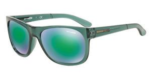 Arnette AN4206 23303R LIGHT GREEN MIRROR GREENGREEN INK