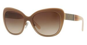 Burberry BE3088 114513 BROWN GRADIENTLIGHT GOLD