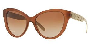 Burberry BE4220 357513 BROWN GRADIENTMATTE BROWN