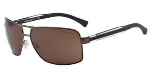 Emporio Armani EA2001 302073 BROWNMATTE BROWN