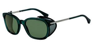 Emporio Armani EA4028Z 520671 GRAY GREENBOTTLE GREEN