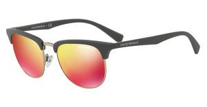 Emporio Armani EA4072 55026Q RED MULTILAYERMATTE GREY