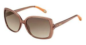 Fossil FOS 3015/S NXW/Y6 BROWN SFTRNS BRWN (BROWN SF)