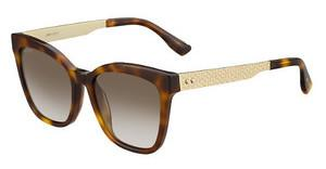 Jimmy Choo JUNIA/S BHZ/J6 BROWN SFHVNROSEGD
