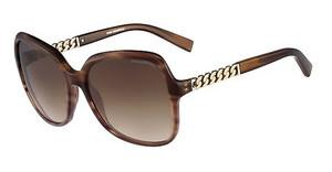 Karl Lagerfeld KL841S 033 STRIPED BROWN