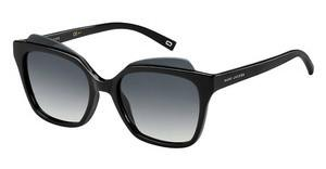 Marc Jacobs MARC 106/S D28/9O DARK GREY SFSHN BLACK