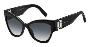 Marc Jacobs MARC 109/S 807/9O DARK GREY SFBLACK