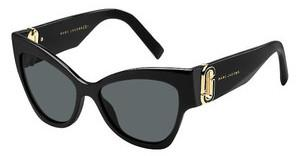 Marc Jacobs MARC 109/S 807/IR GREY BLUEBLACK