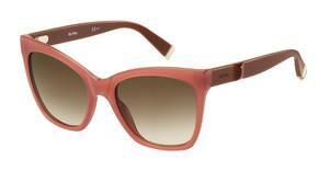 Max Mara MM MODERN IV 1PP/V6 BROWN SFOPLPK RED