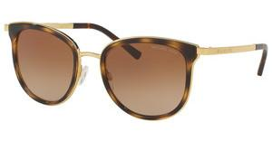 Michael Kors MK1010 110113 BROWN GRADIENTDK TORTOISE/GOLD