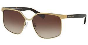 Michael Kors MK1018 114513 SMOKE GRADIENTPALE GOLD