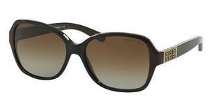 Michael Kors MK6013 3019T5 BROWN GRADIENT POLARIZEDBROWN SNAKE