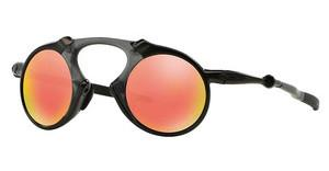 Oakley OO6019 601904 RUBY IRIDIUM POLARIZEDDARK CARBON