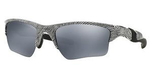 Oakley OO9154 915451 BLACK IRIDIUM POLARIZEDFINGERPRINT WHITE