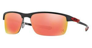 Oakley OO9174 917406 RUBY IRIDIUM POLARIZEDPOLISHED/ FERRARI RED