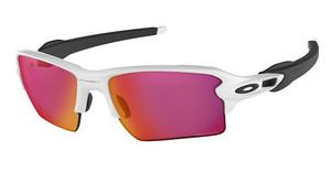 Oakley OO9188 918803 PRIZM FIELDPOLISHED WHITE