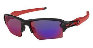 Oakley OO9188 918824 POSITIVE RED IRIDIUMPOLISHED BLACK