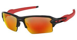 Oakley OO9188 918880 PRIZM RUBYPOLISHED BLACK