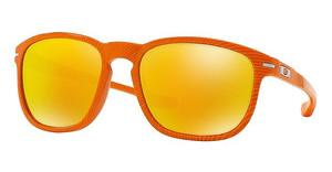 Oakley OO9223 922322 FIRE IRIDIUMFINGERPRINT ATOMIC ORANGE