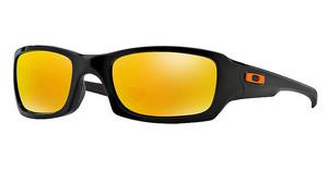 Oakley OO9238 923801 FIRE IRIDIUMPOLISHED BLACK (MOTO GP)