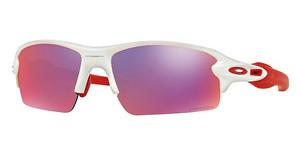 Oakley OO9295 929505 PRIZM ROADPOLISHED WHITE