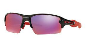 Oakley OO9295 929508 OO RED IRIDIUM POLARBLACK INK