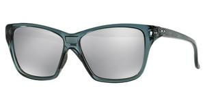 Oakley OO9298 929803 CHROME IRIDIUMCRYTAL BLACK