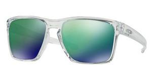 Oakley OO9341 934102 JADE IRIDIUMPOLISHED CLEAR