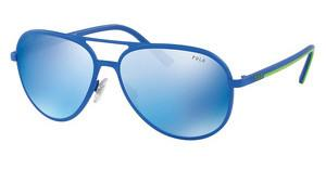 Polo PH3102 931855 MIRROR BLUEMATTE ROYAL BLUE