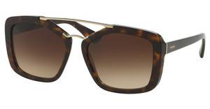 Prada PR 24RS 2AU3D0 LIGHT BROWN GRAD LIGHT GREYHAVANA