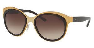 Ralph Lauren RL7051 931113 GRADIENT BROWNSHINY ANTIQUE GOLD