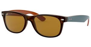 Ray-Ban RB2132 6179 BROWNMATTE HAVANA