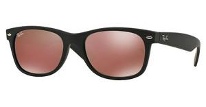 Ray-Ban RB2132 622/2K BROWN MIRROR DARK REDBLACK RUBBER