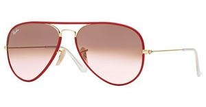 Ray-Ban RB3025JM 001/X3 PINK GRADIENT BROWN PHOTOARISTA