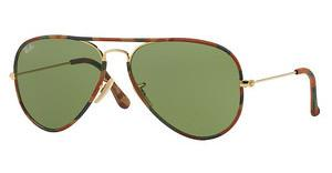 Ray-Ban RB3025JM 168/4E GREENGOLD