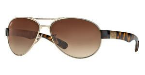 Ray-Ban RB3509 001/13 BROWN GRADIENTARISTA