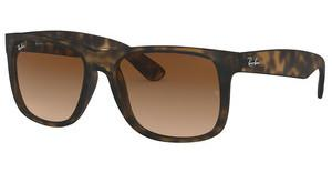 Ray-Ban RB4165 710/13 BROWN GRADIENTRUBBER LIGHT HAVANA