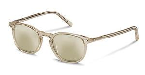 Rocco by Rodenstock RR305 C titanium mirror - 66%light chocolate