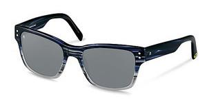 Rocco by Rodenstock RR312 E sun protect - smoky grey - 85 %blue gradient