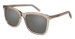 Saint Laurent SL 116/K 004 SILVERNUDE