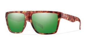 Smith EDGEWOOD/N SU3/AD GREEN SPYLLW TORT (GREEN SP)