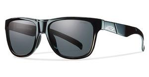 Smith LOWDOWN SLIM D28/EE GREY PZSHN BLACK (GREY PZ)