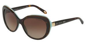 Tiffany TF4122 81343B BROWN GRADIENTHAVANA/BLUE
