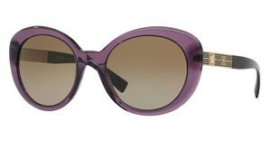 Versace VE4318 502913 BROWN GRADIENTTRANSPARENT VIOLET