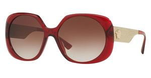 Versace VE4331 388/13 BROWN GRADIENTTRANSPARENT RED