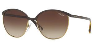 Vogue VO4010S 997/13 BROWN GRADIENTBROWN/GOLD