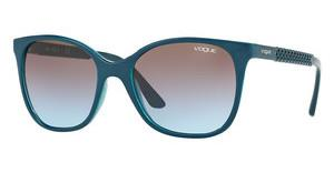 Vogue VO5032S 246948 AZURE GRAD PINK GRAD BROWNTOP PETROLEUM/TRASP GREEN