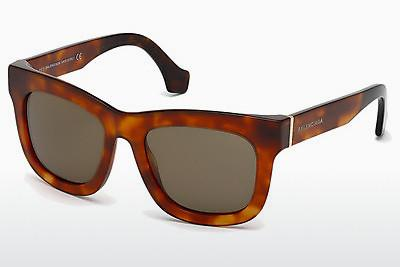 Sonnenbrille Balenciaga BA0009 53E - Havanna, Yellow, Blond, Brown